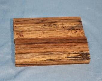6 Pen Turning Blanks, Pen Blanks, Turning Wood, Wood Blanks, Blackjack Oak, Wooden Pen Blanks, Pen Making Supplies, Craft Wood, E216