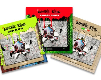 Little Zombie Kidz Season #1 by A.R. LANIER