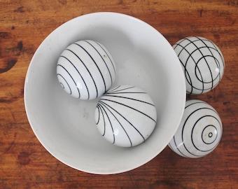 Decorative Geo Spheres