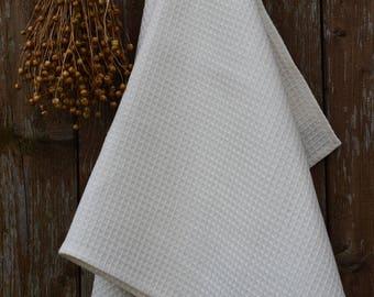 Sauna accessories, waffle towels, linen bath towels, bathroom towels, heavy linen, guest towels, linen waffle towel, linen towels