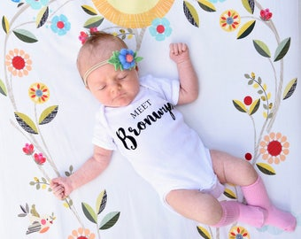 Baby Clothes, Personalized Birth Announcement Shirt, Newborn Baby Clothes, Custom Baby Shirt, Baby Shower Gift Ideas, Take home outfit, diy