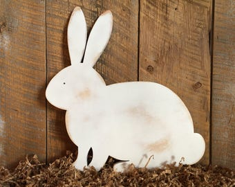 Rabbit - Bunny - Easter - Wall Art - Nursery