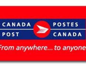 Canada Post tracking fee