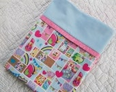 Shopkins Full Size  Pillow Case