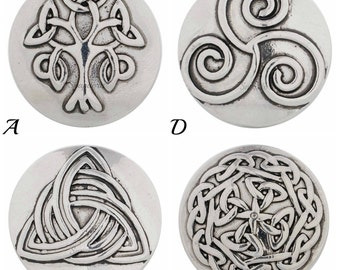 Snap charms. Celtic symbols for snap jewelry will fit Ginger Snaps Jewelry and Noosa jewelry plus other 18-20 mm snap jewelry.