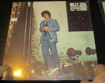 Billy Joel Mint vinyl - 52 Street - Original Edition - Still in Original Shrink Wrap wow - Vinyl Record in NM- Condition