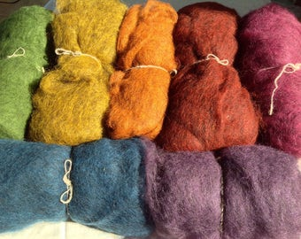 ALPINE STONE SHEEP fleece -  7 colors