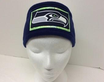 Seattle Seahawks Head Band / Ear Warmer