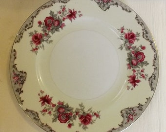 Corsage Dinner Plate By Meito Japan