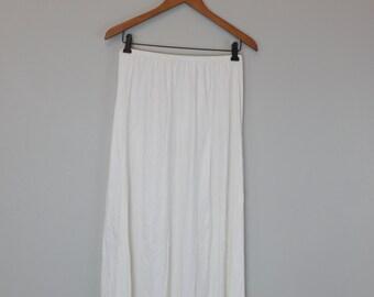 Vintage white Slip by Vanity Fair