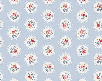 Pavilion teacup from the Charleston collection by Amy Sinibaldi for Art Gallery fabrics - CHA-41707