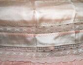 Lace Antique Vintage Lace Silk French