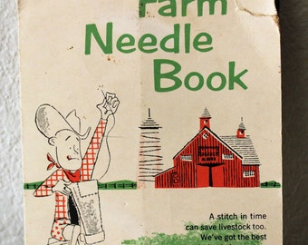 Farm Needle Book