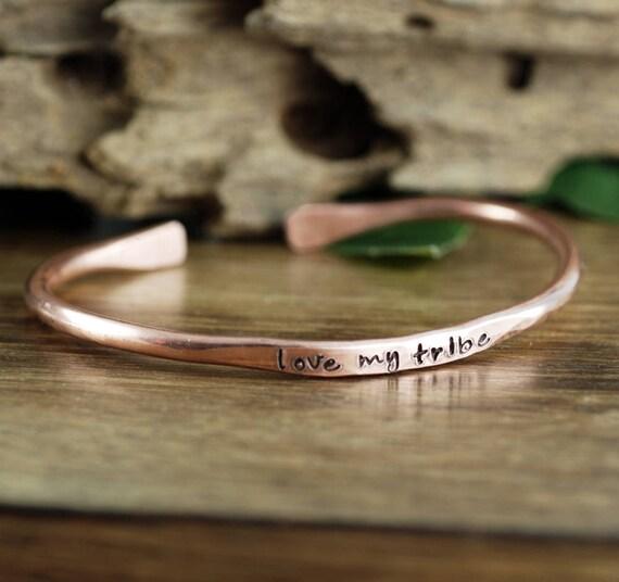 mothers bracelet mothers jewelry love my tribe mama