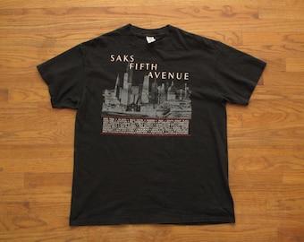 vintage Saks Fifth Avenue t shirt