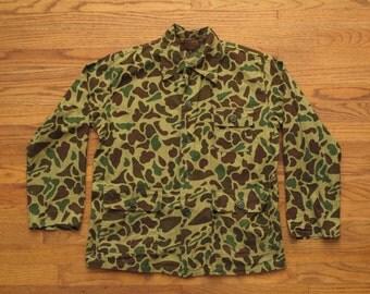 vintage camo hunting jacket