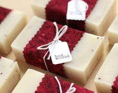 Handmade Cranberry Soap