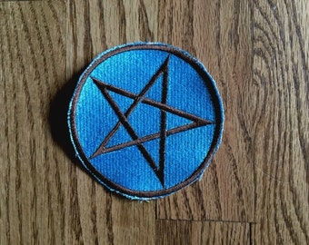 Ostara Pentacle Patch