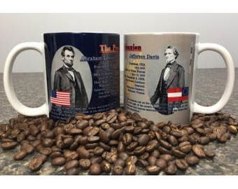 The Presidents of Disunion Collectible Mug