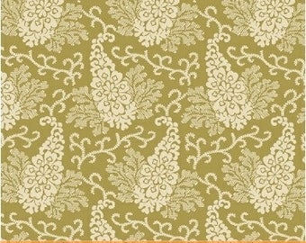 Paisley on Sage  42649-4 - AUBREY -  Windham Fabrics - By the Yard