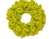 Crochet Hair Scrunchie , Crochet Hair Accessories , Crochet Hair bands , Crochet Hair Ties , Hair Scrunchies , Pony Tail Holder, Hair Ties