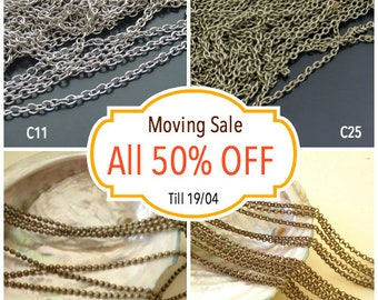 Collection Wholesale Buys Chain C-363