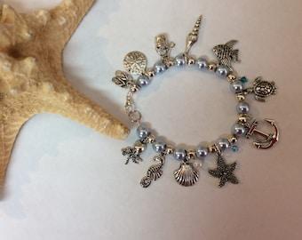 SEA-LICIOUS Seashore CHARM Bracelet