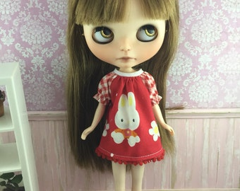 Blythe Smock Dress - Miffy