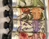 Luxury Hand Cream Gift Set - Lavender, orange, lily of the valley, rose