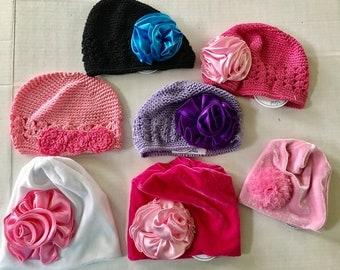 Easter Bonnet Baby Girl Kid Hats
