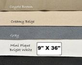 Shoe Supplies, ToughTek Fabric, Non Slip Fabric, Neoprene Fabric, Waterproof Fabric, Shoe Making Supplies, 9 X 36