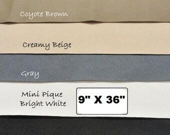Shoe Making Supplies, ToughTek Fabric, Non Slip Fabric, Neoprene Fabric, Waterproof Fabric, Shoe Making Supplies, 9 X 36