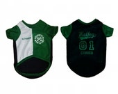 Hogwarts Quidditch Worldcup Jerseys Custom Dog and Cat Jersey Clothing
