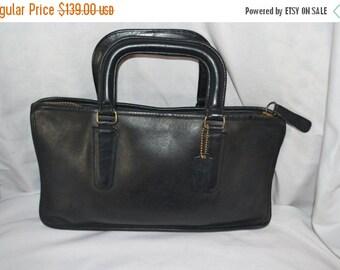 Savings For You Coach~Coach Bag~ Bonnie Cashin Bag~Dark Navy Blue~ Excellent Condition