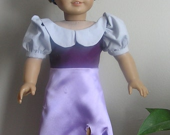 Snow White at the Well Dress and Headband for 18 Inch or AG Doll