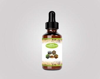 2oz Bottle Chaga Mushroom Tincture Wild Harvested 100% Satisfaction Guaranteed