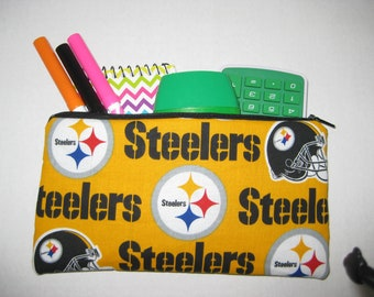 Pittsburgh Steelers Football Pencil Case