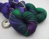 Soft Socks 4 ply Yarn. Woodnymph