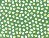 Farm Fun Egg Toss in Grass Green, Stacy Iest Hsu, 100% Cotton Fabric, Moda Fabrics, 20537 15
