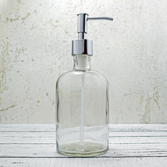 Kitchen Hand Soap Dispenser ~ Hand soap dispensers farmhouse bathroom decor kitchen