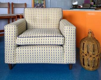 Mid Century Modern 1960s Arm Chair
