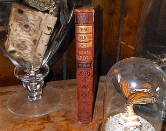 1871 French Revolution Vol II Thomas Carlyle Victorian History