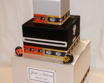 Sport theme Wedding Card Box-any team