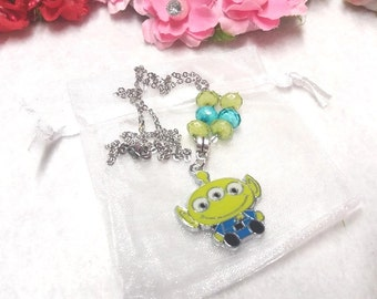 Alien, Toy Story Necklace