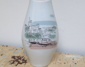 Vintage vase Thomas, made in Germany