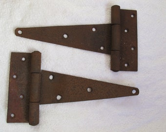 Barn Door Hinge Etsy