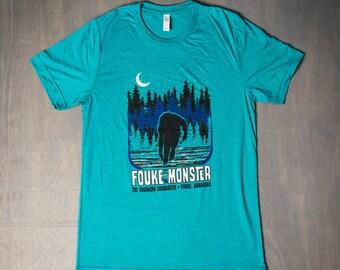 Fouke Monster crewneck