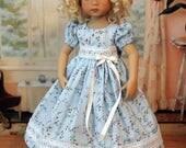 Spring Dress for Dianna Effner 13 Inch Little Darling Doll