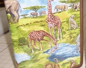 Giraffes, Panda Bear, JW Ministry, Magazine, or Songbook Folder (Choice of 1 item)