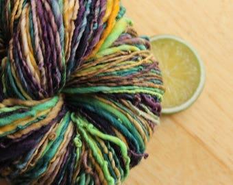 Vineyard - Handspun Yarn Superwash Merino Wool Merino DK Weight